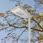 All in one solar street light 8w/12w/15w