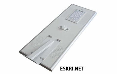 Lampu jalan all in one GC-280 80Watt, eskri.net
