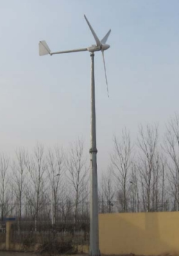 Small Wind Turbine EWTH 5KW