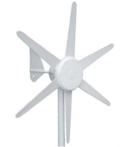 Small wind turbine EWTH 100W