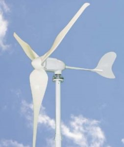 Small wind turbine EWTH 300W, jual wind turbine, harga wind turbine surabaya