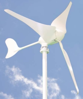 Small wind turbine EWTH 400W, jual wind turbine surabaya