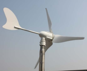 Small wind turbine EWTH 600W