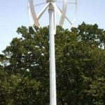 Small wind turbine EWTV 2KW-C