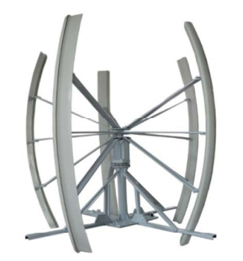 Small wind turbine EWTV 5KW-V
