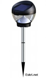 Solar Lawn Light with Mosquito Repeller ESL-34