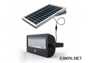 Solar PIR Security Light, RGB Solar Flood Light SML-01,02 eskri.net