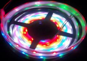 Jual LED Strip RGB DC 12 Volt Murah GC-2811P30-12V