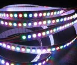 Jual led strip termurah sudah waterfroop GC-2812BP144-5V