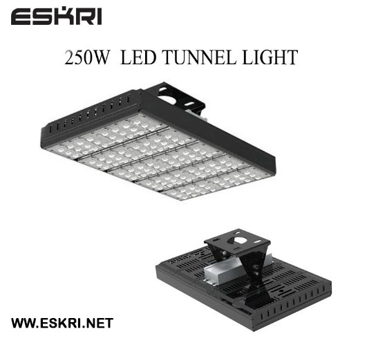250 watt lampu sorot terowongan jalan murah led tunnel light